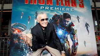 Stan Lee, légende de la bande dessinée américaine, est décédé