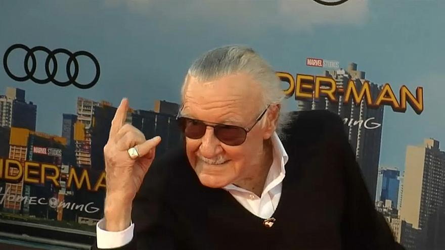 Muere Stan Lee, el padre de Spiderman