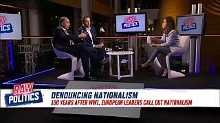 European leaders on nationalism – are they right? | Raw Politics