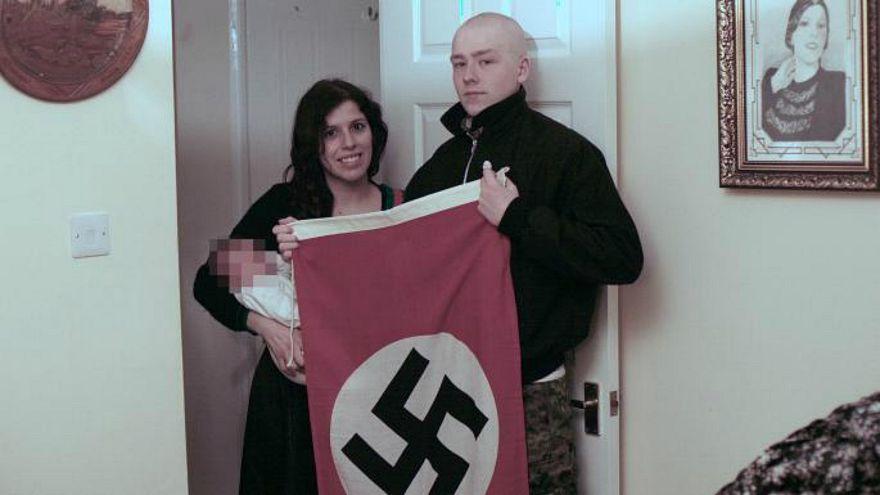 سجن أبوين من اليمين المتطرف سميا ابنهما هتلر في بريطانيا