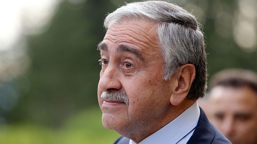 Ο ηγέτης της τουρκοκυπριακής κοινότητας Μουσταφά Ακιντζί