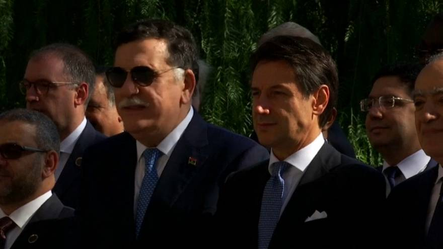 Si chiude la Conferenza di Palermo sulla Libia