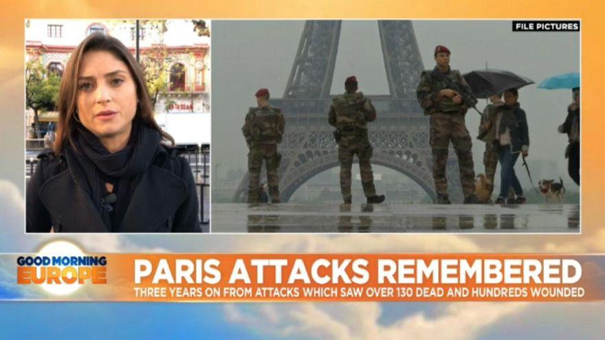 Επιζώσα στο Μπατακλάν μιλά στο euronews