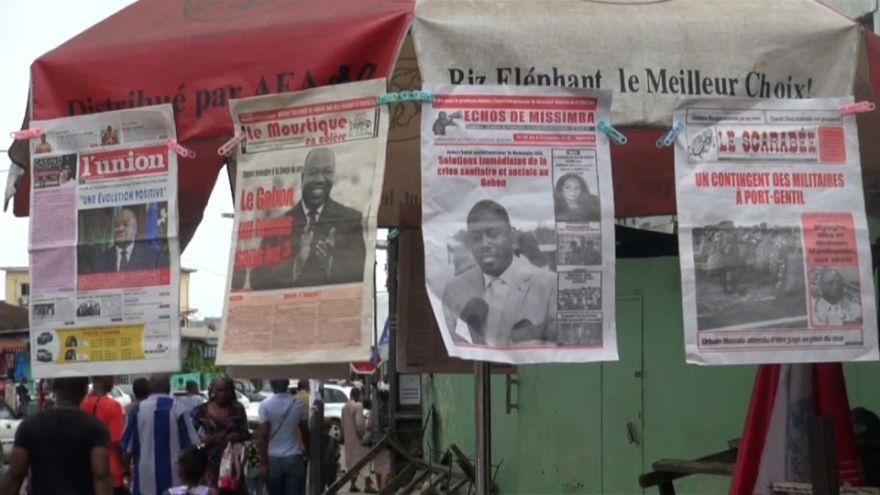Les Gabonais inquiets de l'état de santé d'Ali Bongo