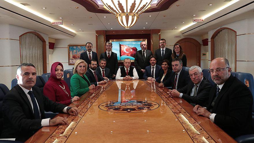 Erdoğan: Veliaht Prens'in cinayeti aydınlatması için sabırla bekliyoruz