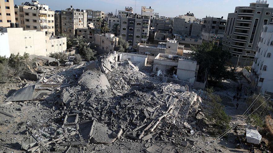 غارات إسرائيل على غزة تقتل خمسة فلسطينيين في أقل من 24 ساعة