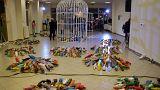 Μυτιλήνη: «Τα πουλιά της ελευθερίας»