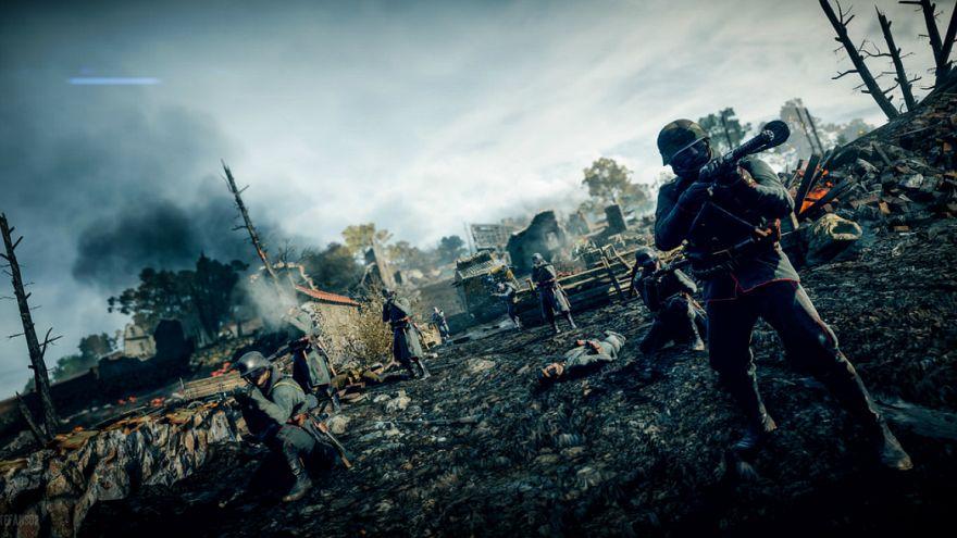 لعبة الفيديو Battlefield 1 تحتفل بمرور قرن على نهاية الحرب العالمية الأولى  بهدنة خلال المعارك