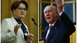 Bahçeli ve Akşener'den Diyanet İşleri Başkanı Erbaş'a istifa çağrısı