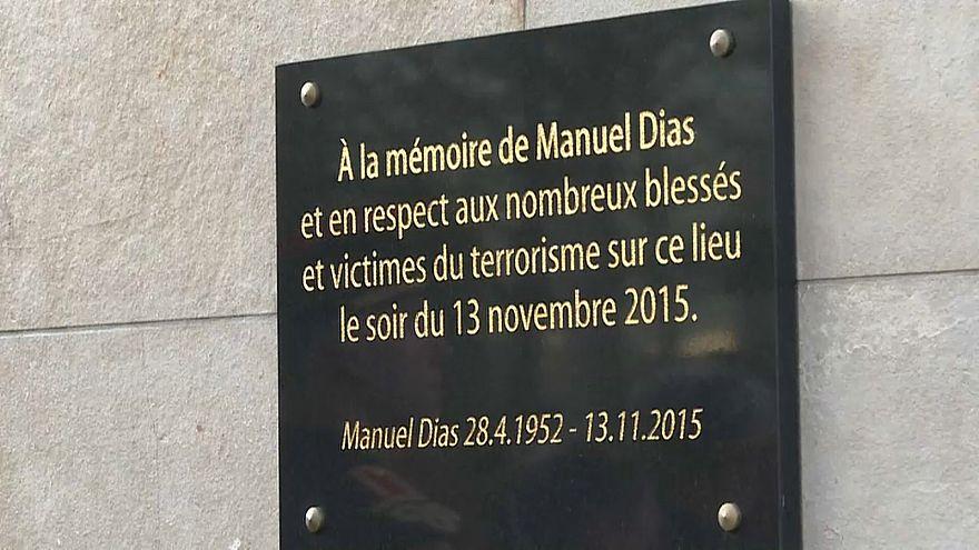 Frankreich gedenkt der Terroropfer von Paris