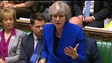 Brexit : Theresa May au pied du mur