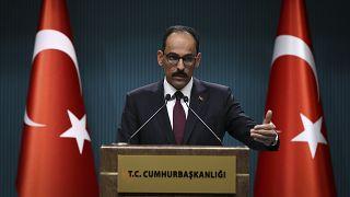 Türkiye'den İsrail'in Gazze saldırılarına tepki