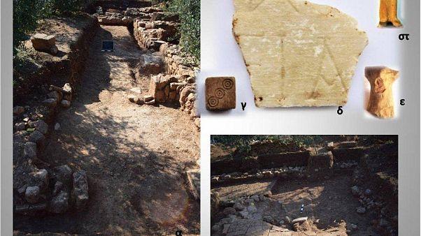 Σημαντικές αρχαιολογικές ανακαλύψεις στο Χιλιομόδι Κορινθίας