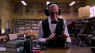 Hommages innombrables à Stan Lee