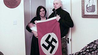 Çocuklarına 'Adolf' ismi veren çift neo-nazi örgüte üye olmaktan suçlu bulundu