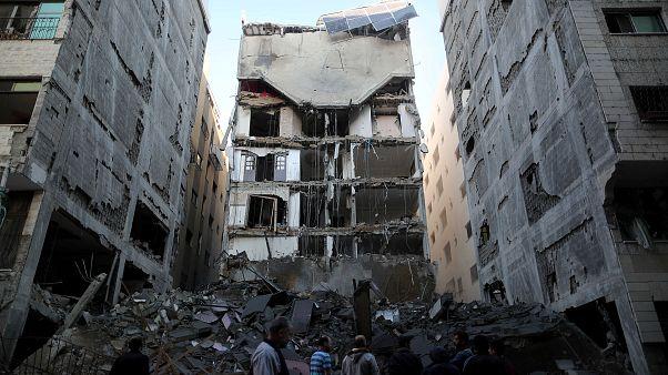 """Gaza: Hamas annuncia il """"cessate il fuoco"""". Israele tace"""
