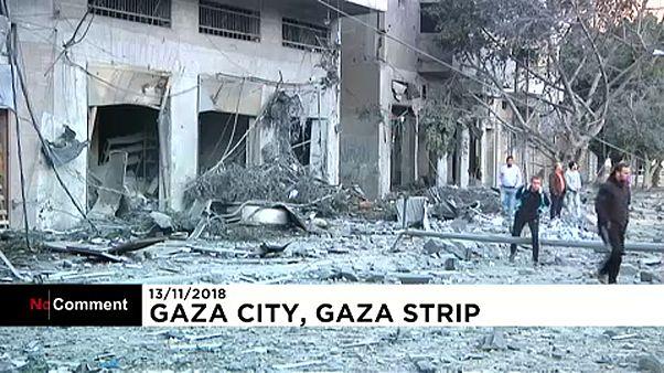 Venti di guerra a Gaza: lanci di razzi e molti raid