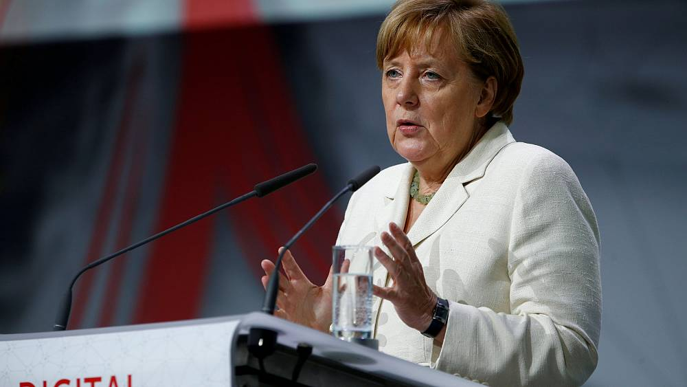WATCH LIVE: Merkel outlines her vision on the future of Europe in Strasbourg