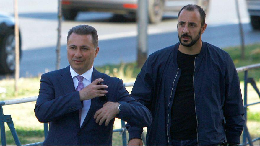 Magyarországon kért menedéket Orbán macedón szövetségese