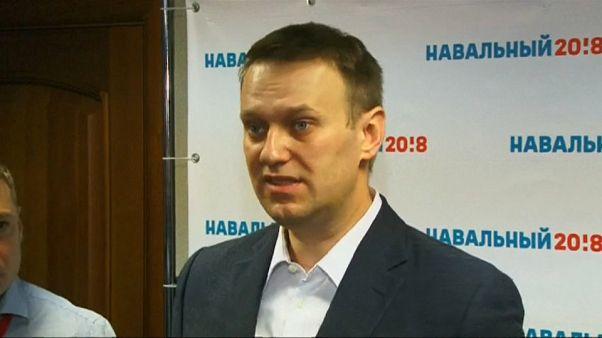 Russia: l'oppositore di Putin, Navalny, bloccato in aeroporto