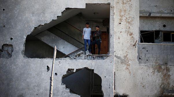 Gaza: Palästinenser verkünden Waffenruhe