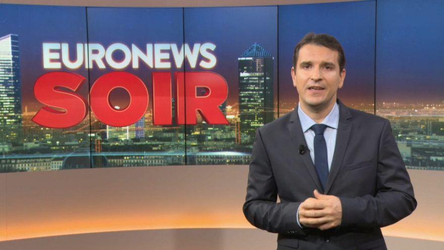 Euronews Soir : l'actualité du 13 novembre