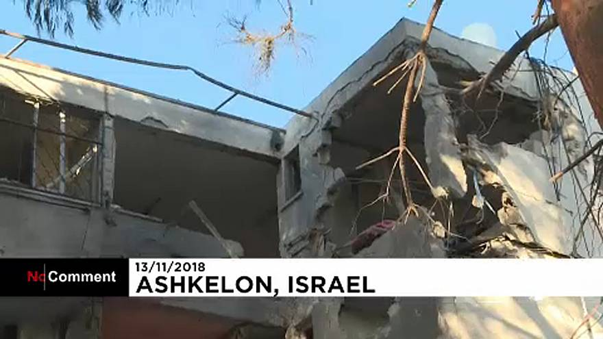 """Milícias palestinianas lançam """"rockets"""" contra Israel"""