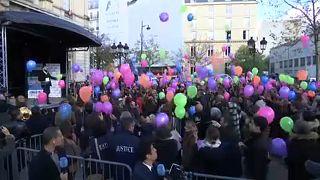 Ημέρα μνήμης στο Παρίσι: Τρία χρόνια από τον «ματωμένο Νοέμβριο»