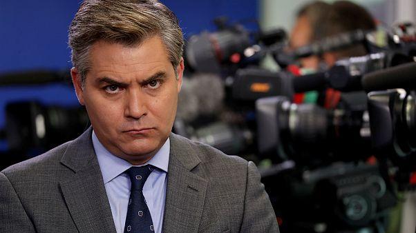 شکایت شبکه خبری سی ان ان از دولت آمریکا
