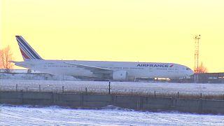 L'interminable escale sibérienne de passagers d'Air France