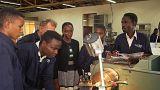 Japon hükümeti yatırımlarıyla Ruanda'nın gelişmesine katkıda bulunuyor
