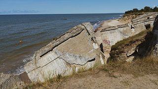 From war port to artistic hub: The transformation of Latvia's Karosta