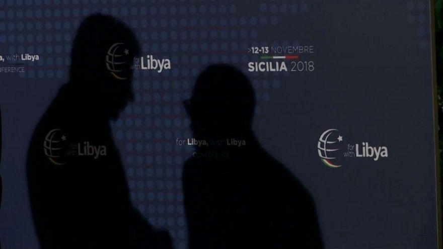 Aussicht auf Wahlen: Libyen-Gipfel in Palermo beendet