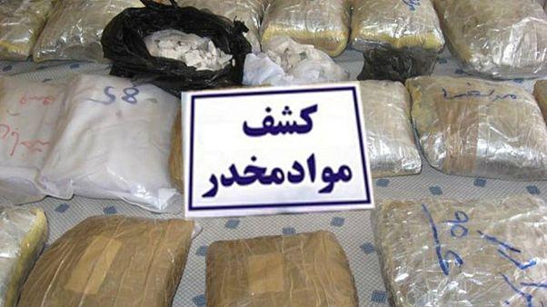 کشف محموله شش تنی هروئین به مقصد اروپا توسط ایران