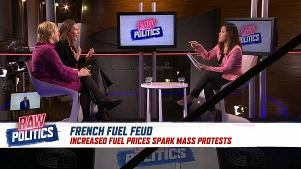 Could fuel protests leave Macron's government in crisis? | Raw Politics