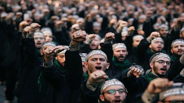 أمريكا تفرض عقوبات على شبكات حزب الله في العراق ونجل زعيم الحزب