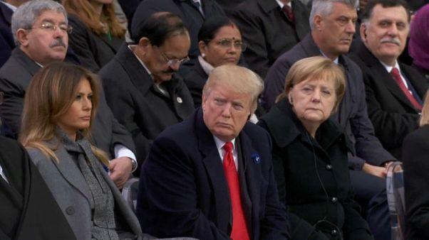 Trump-Macron: tweet ad alta tensione