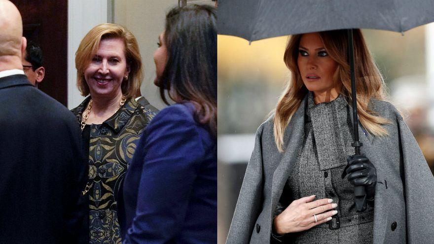 First Lady Trump anlaşamadığı danışmanın görevden alınmasını istiyor