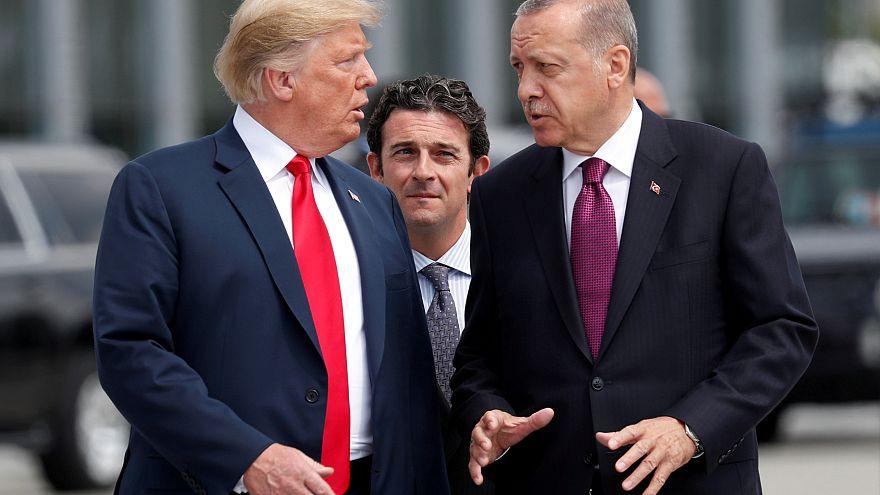 Τηλεφωνική επικοινωνία Ερντογάν-Τραμπ με αναφορά στους ρωσικούς S-400.