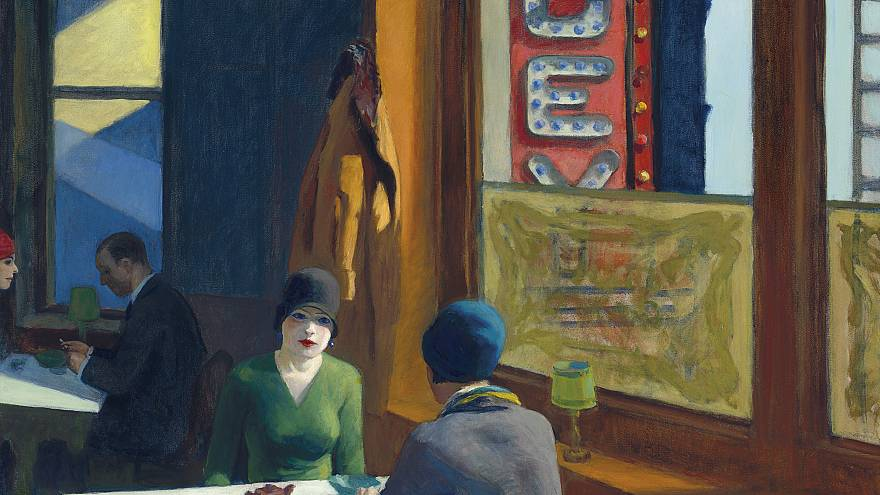 Chop Suey by Hopper