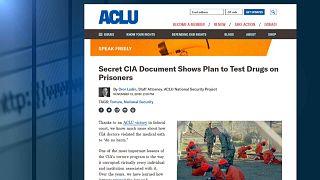 """Обнародован доклад ЦРУ о """"сыворотке правды"""""""