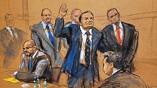 Quand El Chapo accuse deux anciens présidents