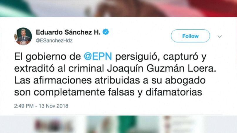 'El Chapo' pagó sobornos en dólares a policías y funcionarios: Jesús Zambada