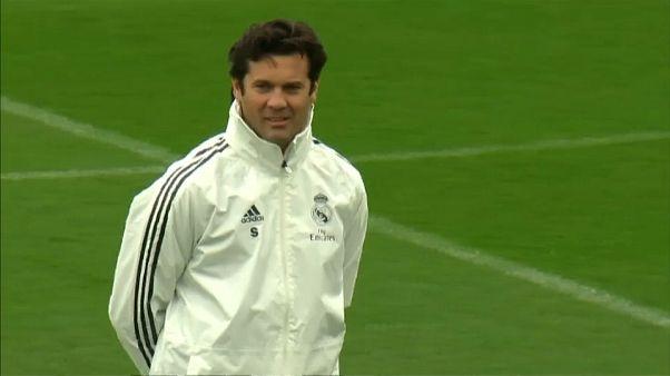 Santiago Solari será treinador do Real até 2021