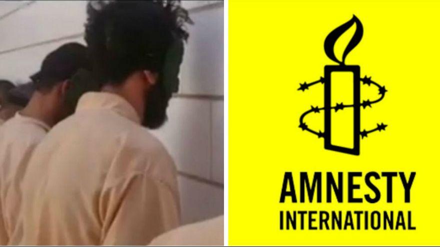 نگرانی عفو بینالملل از احتمال اعدام مخفی فعالان عرب در اهواز