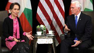 ABD'den Myanmar'a uyarı: Arakan'daki katliamların sorumluları affedilemez