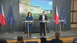 """Prágai """"nem"""" az ENSZ globális migrációs csomagjára"""