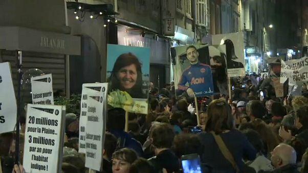 Marseille : la marche de la colère dirigée contre la mairie