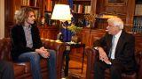 Στέφανος Τσιτσιπάς: «Υπερήφανος που αγωνίζομαι με τα ελληνικά χρώματα»