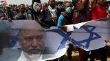 """ليبرمان يستقيل ويصف وقف إطلاق النار في غزة بأنه """"استسلام للإرهاب"""""""